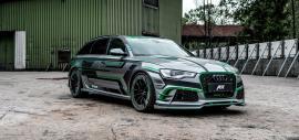 Audi RS6-E Concept με 1.018 άλογα από την ABT