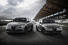 Alfa Romeo Giulia Quadrifoglio και Stelvio Quadrifoglio Nürburgring Edition
