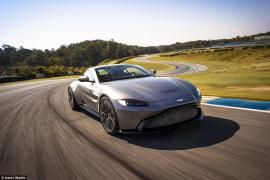 "H νέα Aston Martin Vantage ""γέννησε"" την DB10, και όχι το αντίθετο"