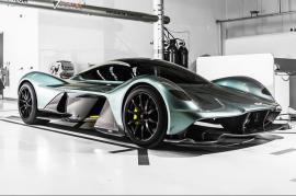 Μια Aston Martin Valkyrie για τον Ντάνιελ Ρικιάρντο!