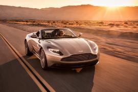 Aston Martin DB11 Volante... Με θέα τον ουρανό