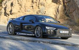 H Audi ετοιμάζει ένα ακόμη πιο γρήγορο R8