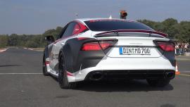 Audi S7 MD700 με Widebody της Prior Design [Vid]