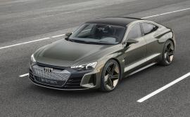 Audi E-Tron GT Concept με 590 άλογα
