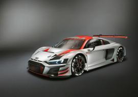 Ανανεωμένο Audi R8 LMS