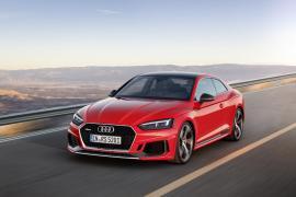 Το Audi RS5 Coupe είναι πιο γρήγορο από ότι αναφέρει η εταιρεία
