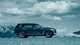 Το Νοέμβρη η παρουσίασή της BMW X7