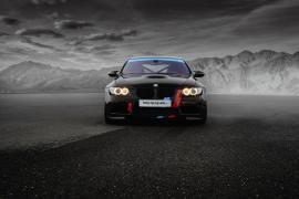 Βελτιωμένη BMW M3 E90 Clubsport από την MR Car Design.