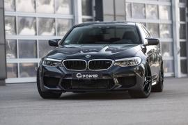 BMW M5 με 800 άλογα από την G-Power
