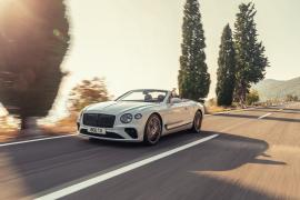 Επίσημο: Bentley Continental GT Convertible