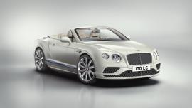 Bentley Continental GT Convertible Galene Edition για 30 τυχερούς
