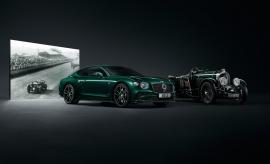 Continental GT Number 9 Edition από την Mulliner για τα 100στα γενέθλια της Bentley