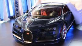 """Η Bugatti ετοιμάζει 2+2 """"προσιτό"""" υβριδικό μοντέλο"""