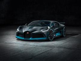 Κάποιος πουλάει το build slot της Bugatti Divo για σχεδόν €8 εκατ