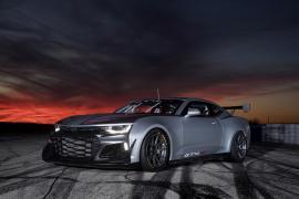 Camaro GT4.R: Εντυπωσιάζει στις πίστες