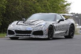 Με δέκα ταχύτητες έρχεται η νέα Corvette ZR1!