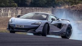 Ο Chris Harris λιώνει μία McLaren 600LT [Vid]