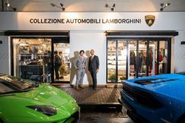 Νέο κατάστημα Collezione Automobili Lamborghini