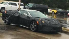 Με 850 άλογα η κεντρομήχανη Corvette