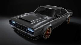 Dodge Super Charger concept με Hellephant Crate κινητήρα 1.000 ίππων