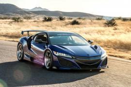 Dream Project Acura NSX στη SEMA