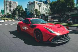 Βελτιωμένη Ferrari F12 Berlinetta από την Duke Dynamics
