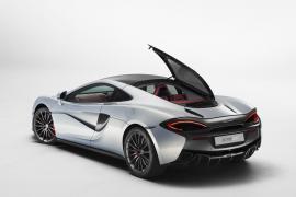 McLaren 570GT: Μια McLaren με... χώρους αποσκευών!