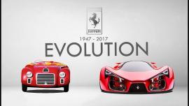 Ferrari Evolution (1947-2017)