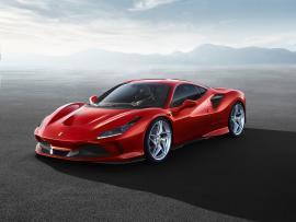 Επίσημο: Ferrari F8 Tributo