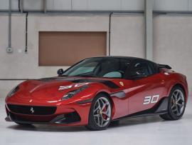 Αυτή είναι η μοναδική στον κόσμο Ferrari SP30 [Vid]