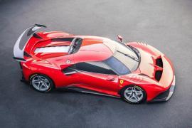 Νέα one off Ferrari P80/C [Vid]