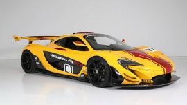 Πωλείται μια ακόμη street-legal McLaren P1 GTR