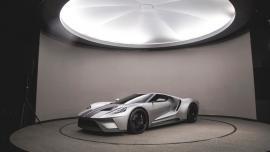 To Ford GT ξεπερνά σε τεχνολογία ένα μαχητικό Stealth!