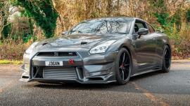 Nissan GT-R με full carbon σώμα, αξίας €67.000