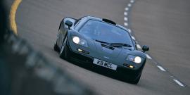Η ιστορία πίσω από το ρεκόρ των 386,7 χλμ/ώρα της McLaren F1