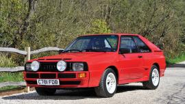 Audi Sport quattro του 1986 πωλήθηκε για $475.800.