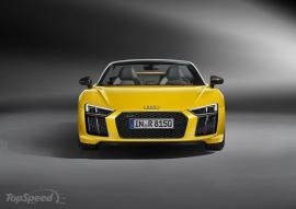 Audi R8 Spyder V10: Ξεκινά επισήμως η εμπορική του πορεία