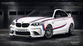 Έρχεται BMW M2 CSL