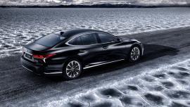"""Η """"πράσινη"""" Lexus LS 500h θα παρουσιαστεί στη Γενεύη"""