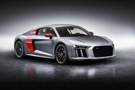Αυτή είναι η Audi Sport έκδοση του R8