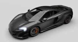 McLaren 675LT Spider Carbon: Επιδεικνύοντας την άγρια πλευρά της