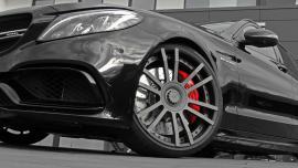 H Wheelsandmore δυναμώνει την Mercedes C63 AMG στα 620 άλογα