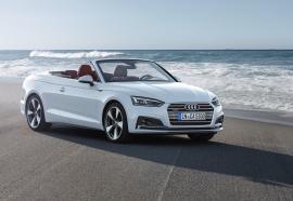 Το Audi A5 και S5 έγινε Cabriolet