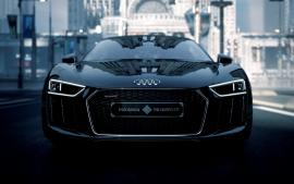Audi R8 Final Fantasy XV αξίας ¤431.000 (Vid)