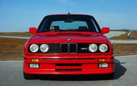BMW M3 : Το πρώτο αίμα (vid).