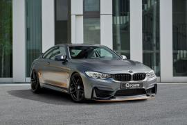 H G-Power κάνει την BMW M4 GTS να παράγει 615 άλογα