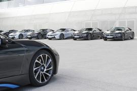 Τρία χρόνια ηλεκτρικά μοντέλα BMW i