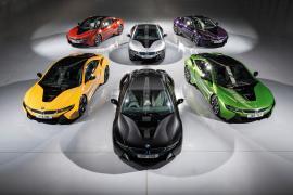 Individual χρώματα στο BMW i8