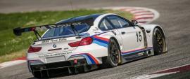 Η επιβλητική BMW M6 GT3 δοκιμάζεται στη Monza.