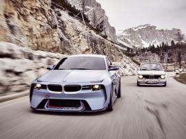 Η BMW φέρνει ξανά στη «ζωή» την 2002 turbo